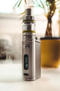 rauchentwöhnung mittels e-zigarette